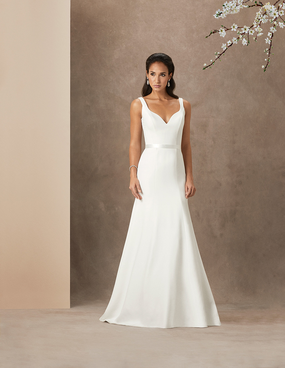 Celia luxury wedding gown by Caroline Castigliano
