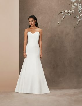 Kate luxury wedding gown by Caroline Castigliano