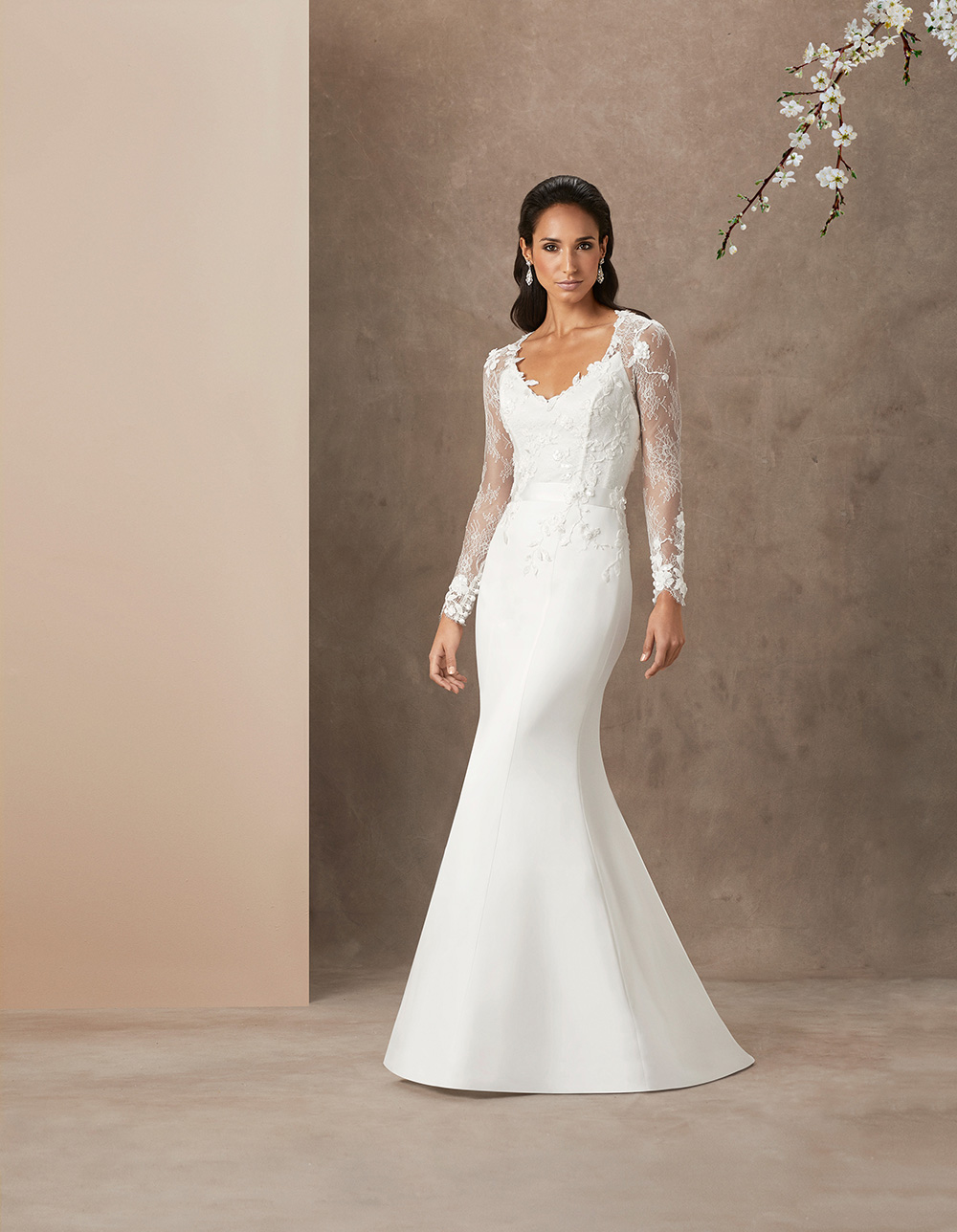 Love Heart luxury wedding gowns by Caroline Castigliano
