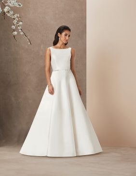 Society Girl luxury wedding gowns by Caroline Castigliano
