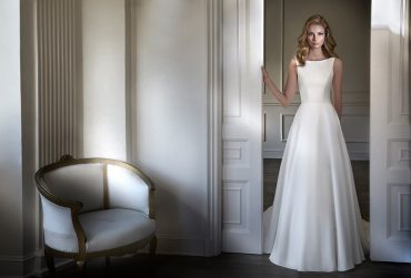 Mine Forever luxury wedding dresses by Caroline Castigliano