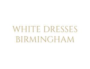 WHITE DRESSES BIRMINGHAM