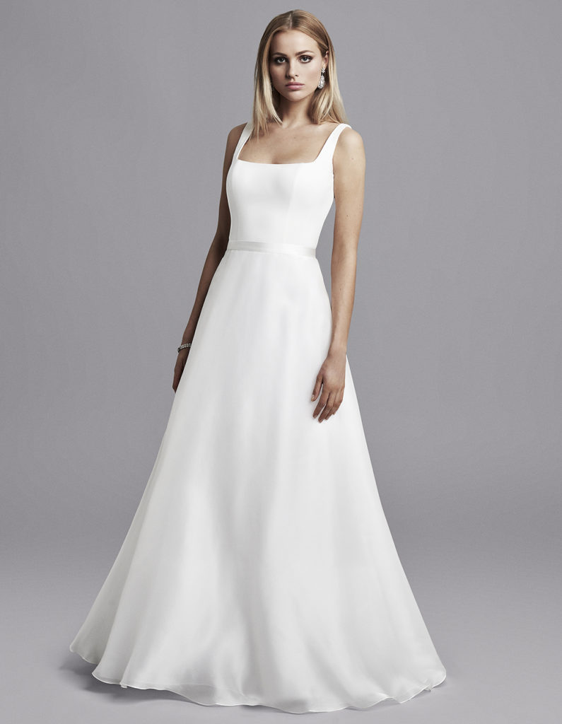Finding The Right Wedding Dress Shape